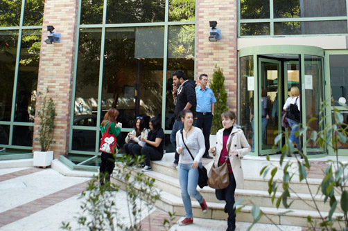 Downtown Campus Photo Gallery   The American College of Greece