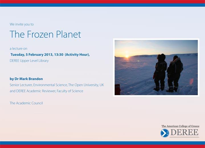 frozen academic council