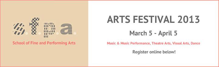arts festival in