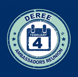 DEREE Ambassadors Reunion in February