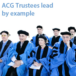 Thank you ACG Trustees!