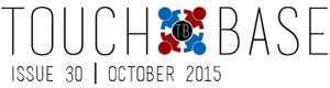 Touchbase Issue 30 logo