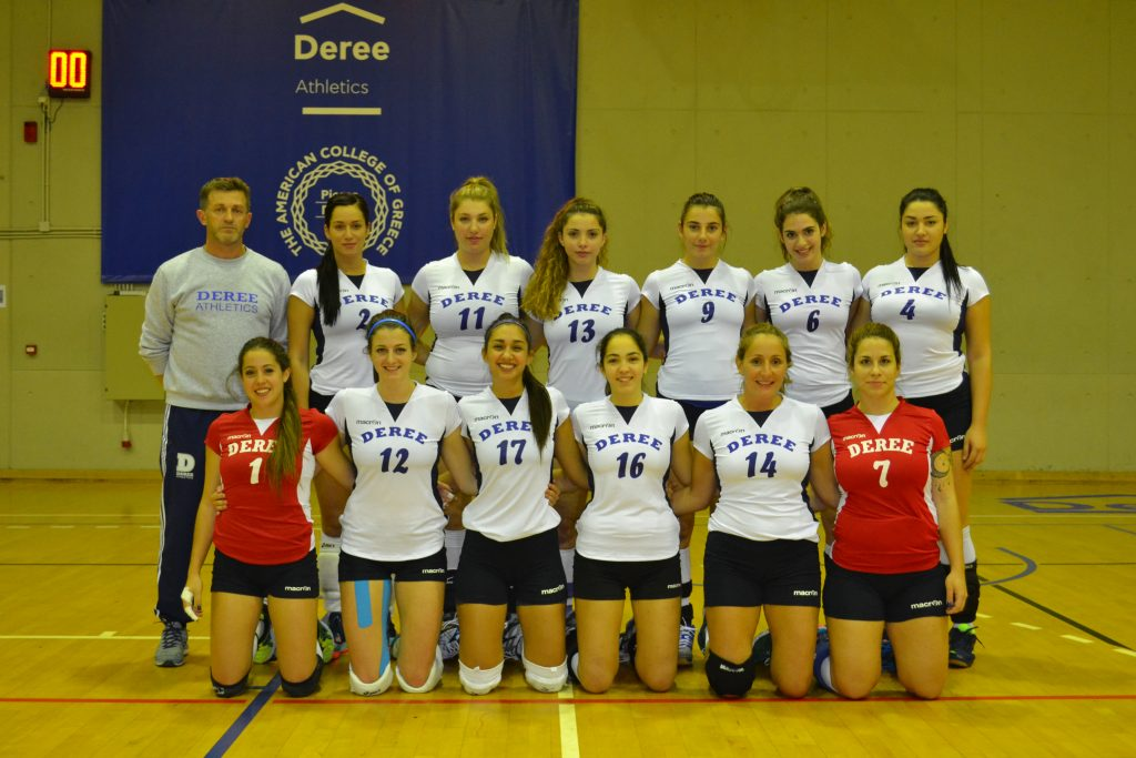 WOMEN'S-VOLLEYBALL