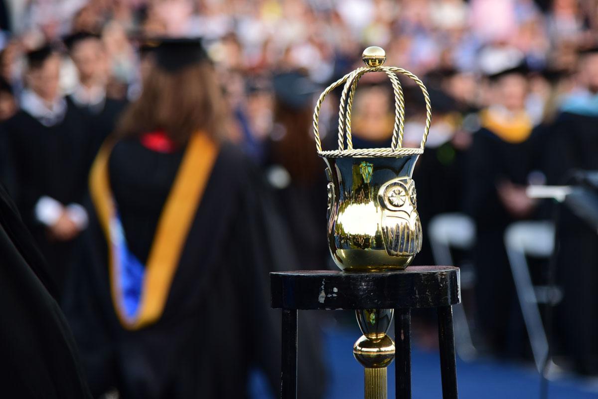 Deree graduation commencement