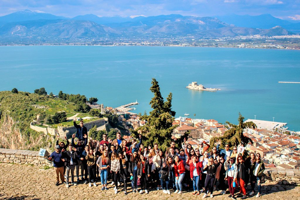 The American College of Greece Study Abroad