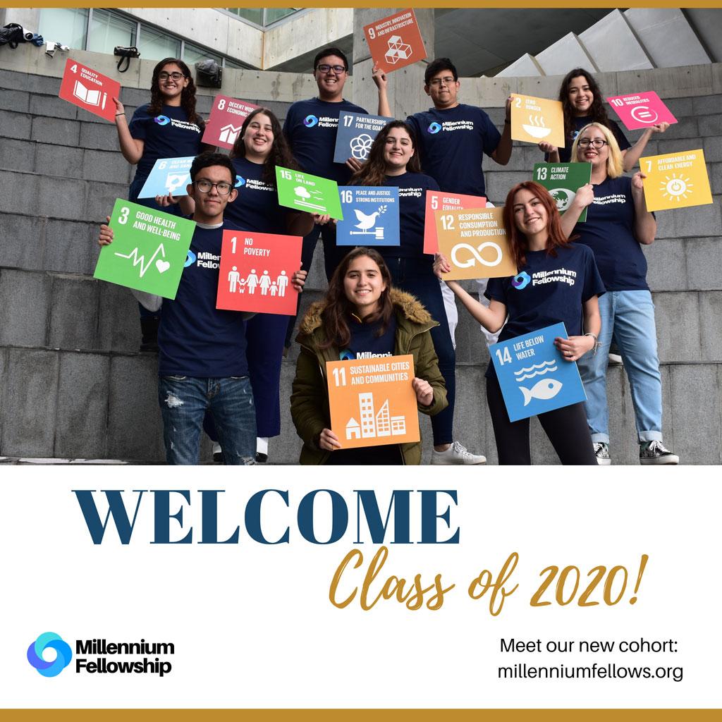 Millennium Fellowship Class of 2020
