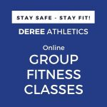 Staying safe, staying fit: Online yoga and pilates workout services by Deree Athletics