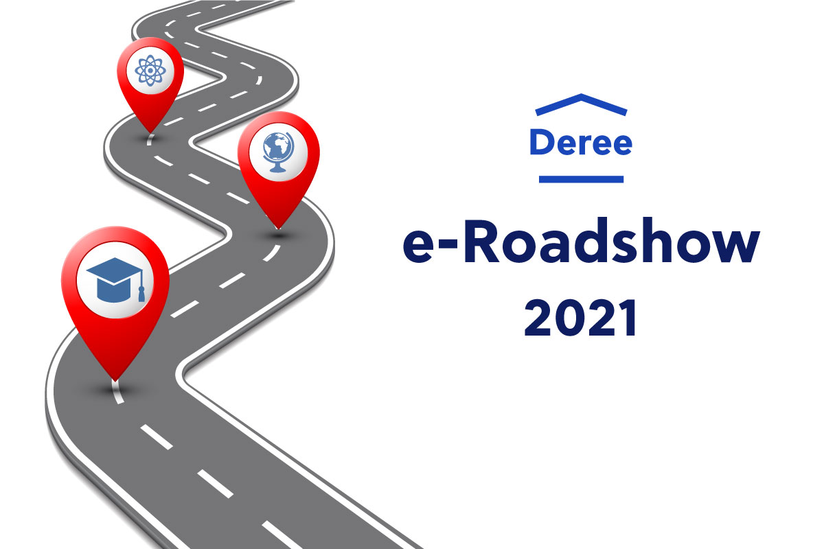 Deree e-Roadshow 2021