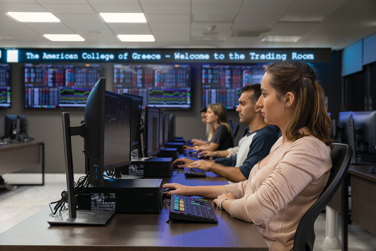 ACG Simulated Trading Room