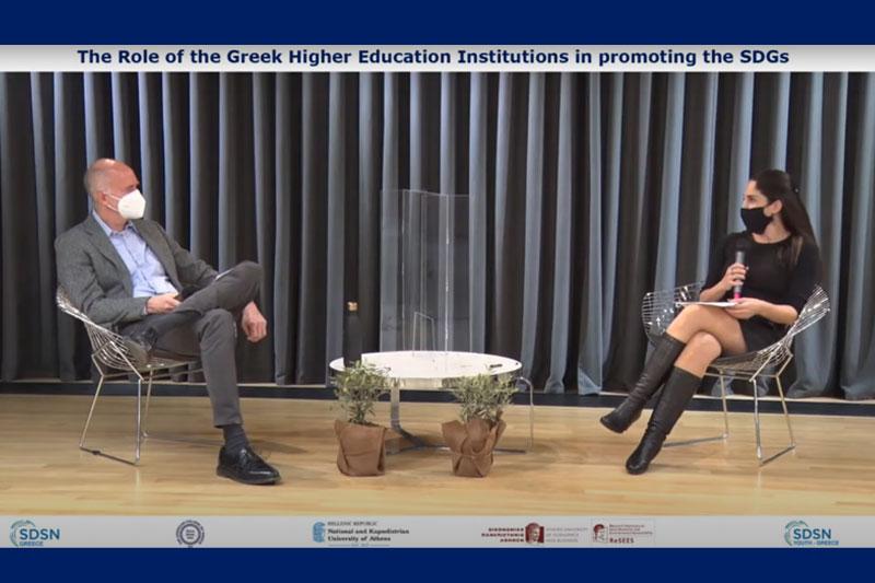 Andreas A Papandreou and Stella Apostolaki