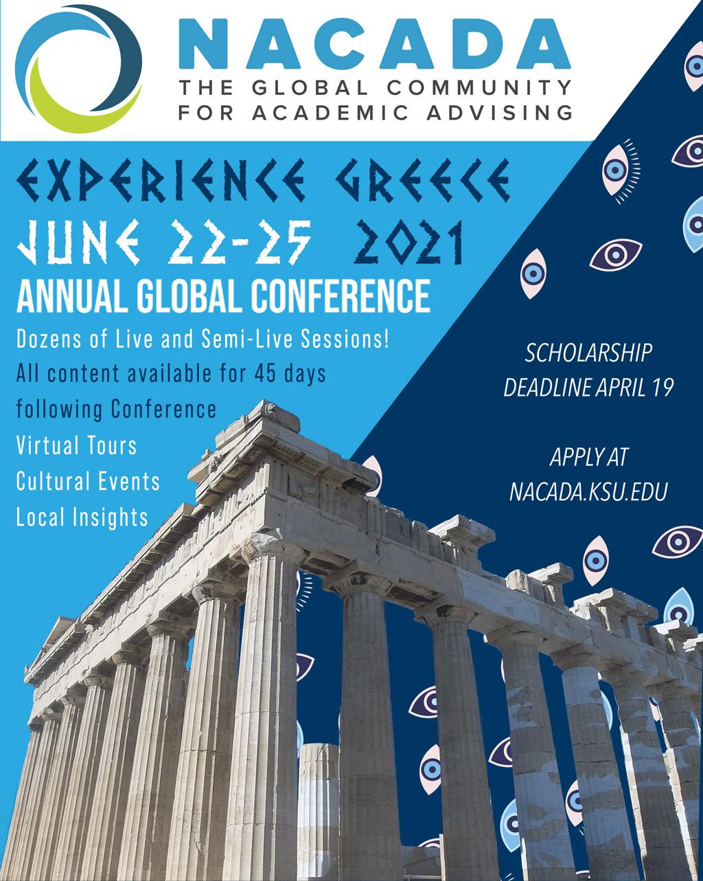 NACADA-International Conference poster