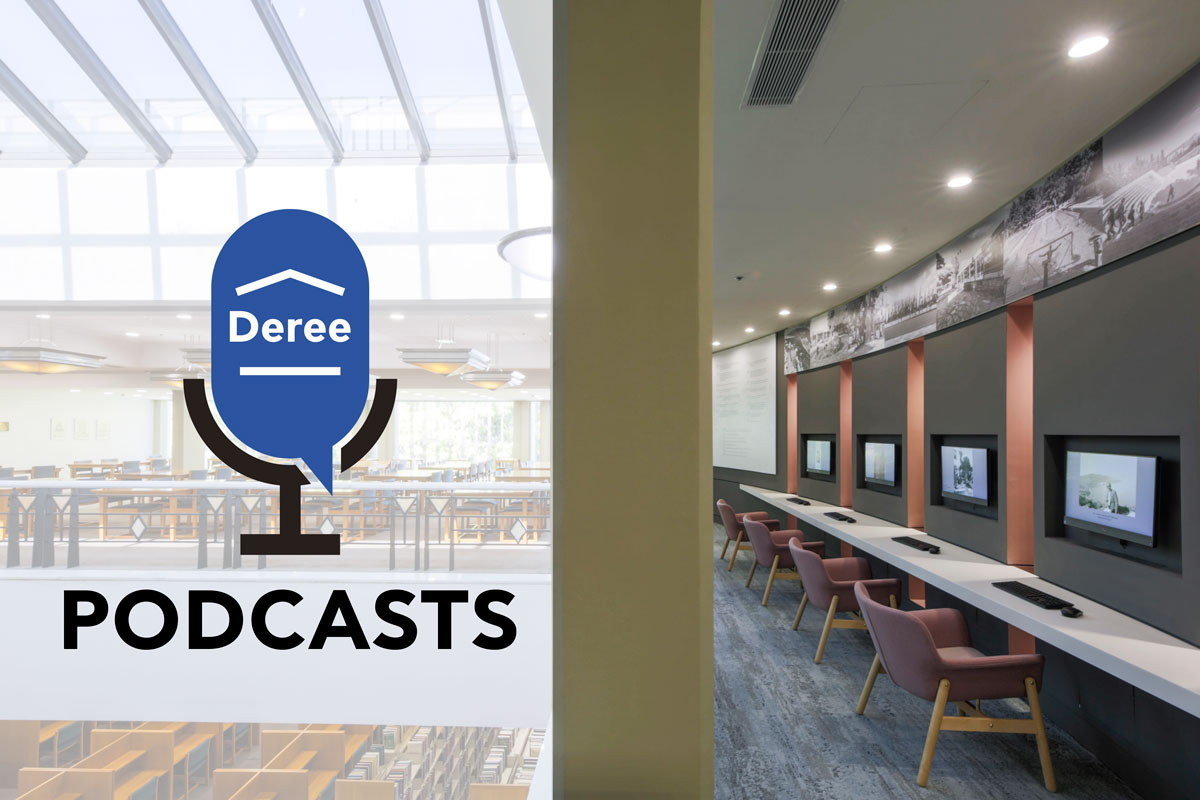 deree podcasts