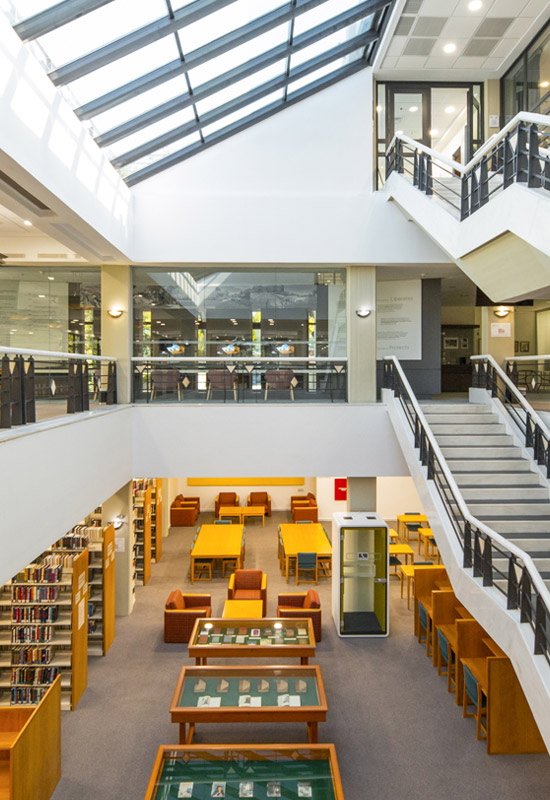 The American College of Greece Library