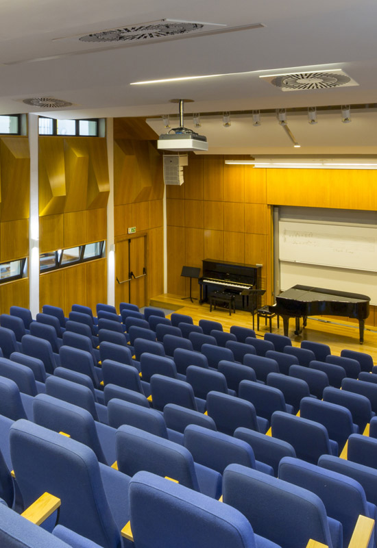 The American College of Greece 7th LEVEL AUDITORIUM