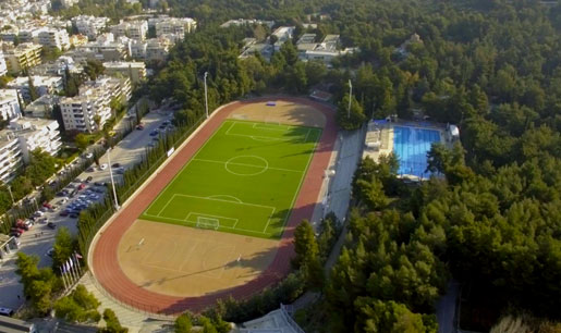 The American College of Greece airview