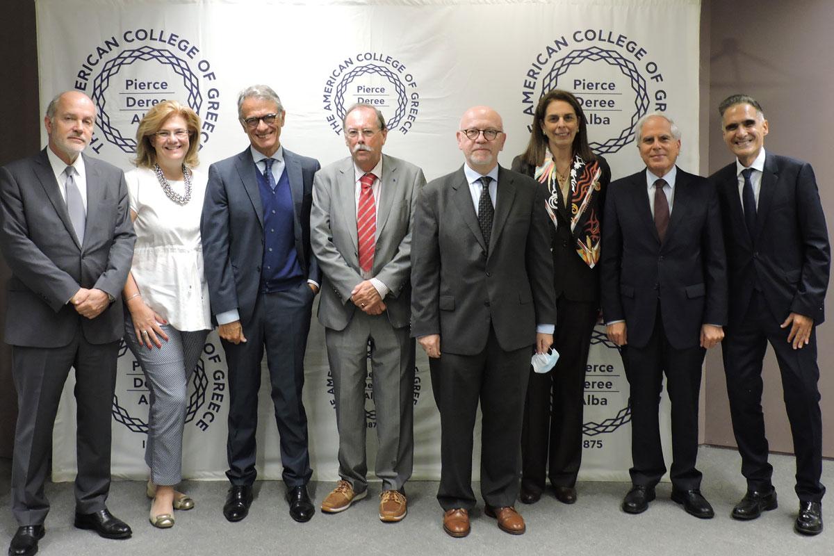 ACG Eleftherios Venizelos Chair Lecture 2021