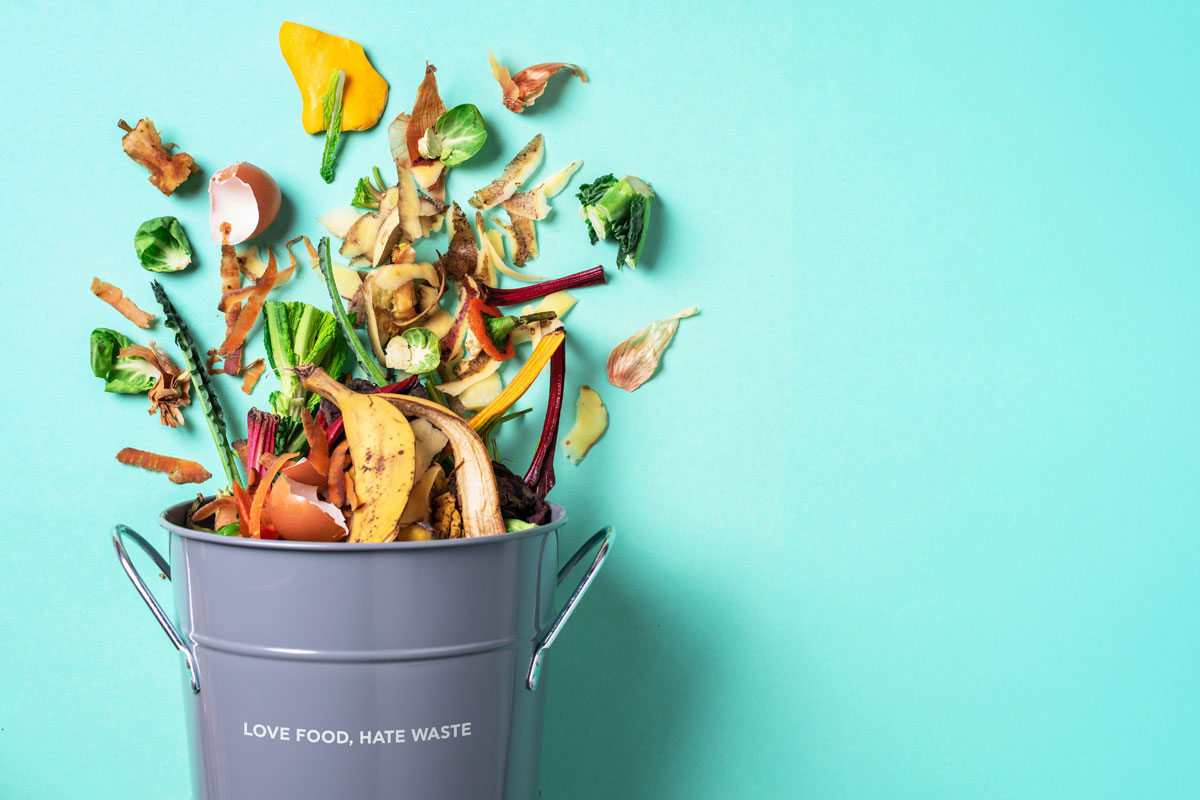 The importance of reducing food waste